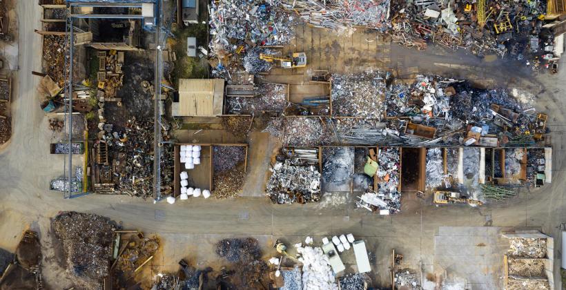 Czym jest i na czym polega gospodarka odpadami?