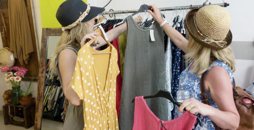 Jak ubrać się tanio i modnie?