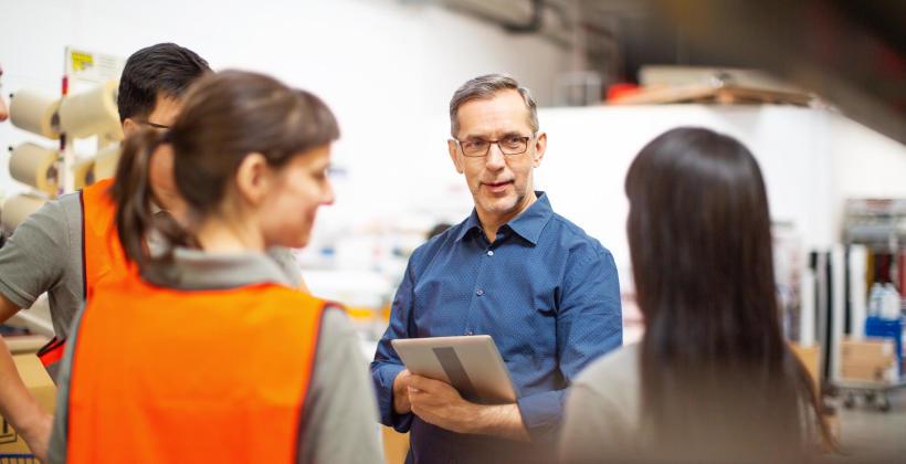 Przygotowanie bezpiecznego dla pracownika stanowiska pracy