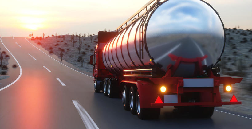 Mobilne zbiorniki paliwa