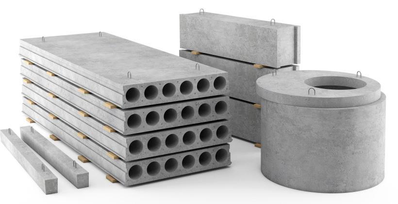 Rodzaje wyrobów betonowych