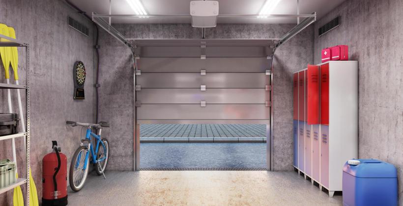 Rodzaje garaży