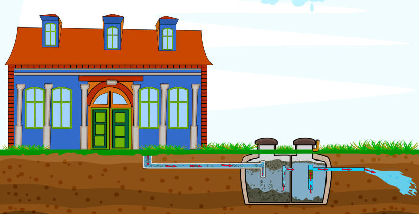 Kompleksowa hydraulika-uzdatnianie wody i oczyszczanie ścieków