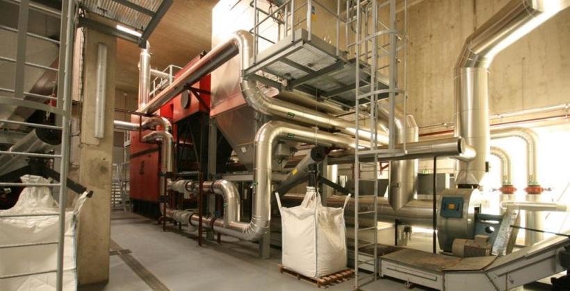 Od czego zależy sprawność kotłów na biomasę?