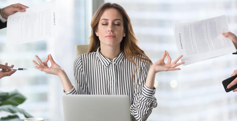 Techniki relaksacyjne w pracy. Jak pozbyć się stresu?