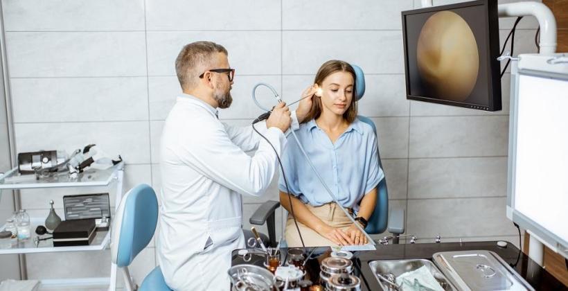 Kamery w diagnostyce laryngologicznej
