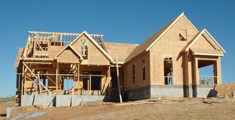 Domy drewniane w systemie szkieletowym