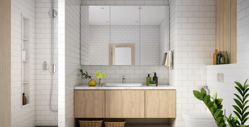 Na co zwrócić uwagę podczas projektowania mebli łazienkowych?