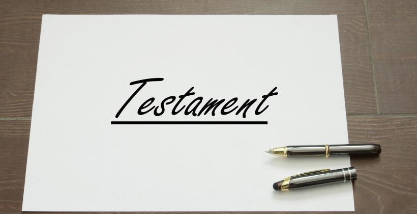 3 powody, dla których warto spisać testament u notariusza
