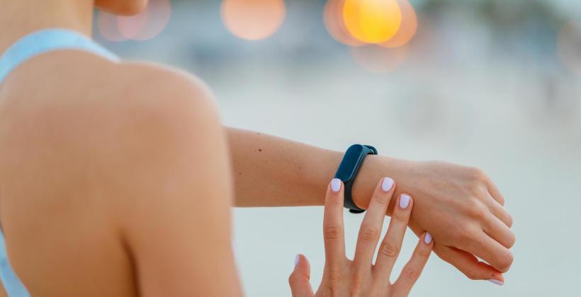 Smartband, czyli czas i tętno pod kontrolą