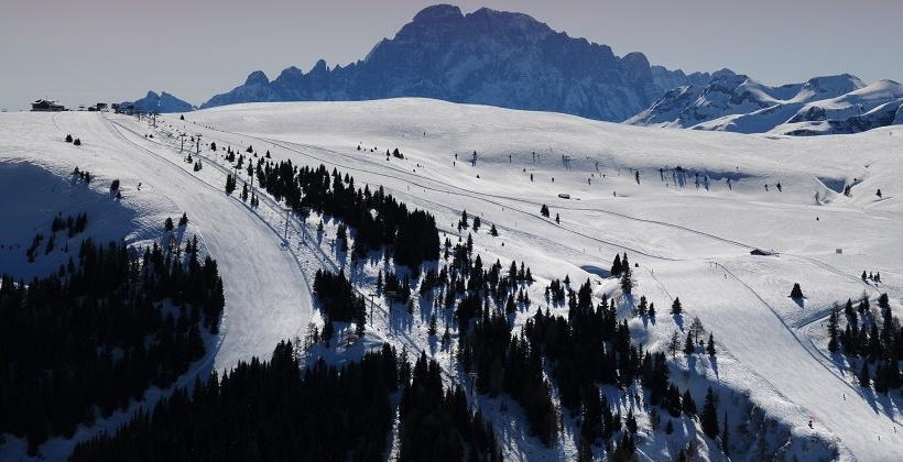 Najlepsze miejscówki dla narciarzy we Włoszech