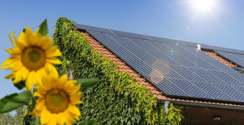 Czy energia słoneczna może efektywnie zasilać dom?