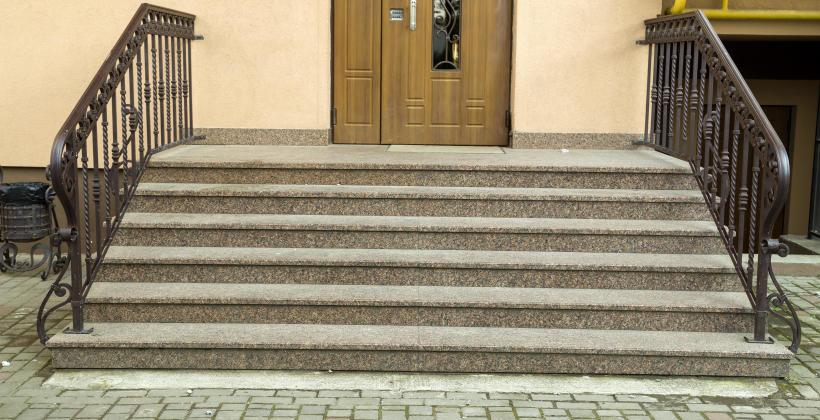 Granitowe schody - co powinieneś o nich wiedzieć.