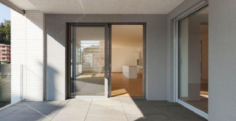 Systemy przesuwne wykorzystywane do otwierania okien i drzwi tarasowych.