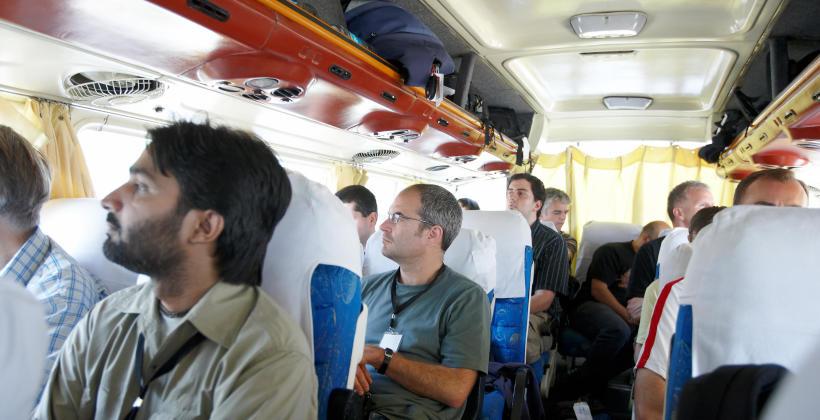 Planujesz wyjazdy na szkolenia? Postaw na autokar!