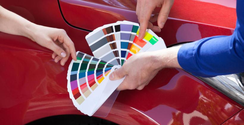Lakiery samochodowe – trendy w estetyce motoryzacyjnej 2021