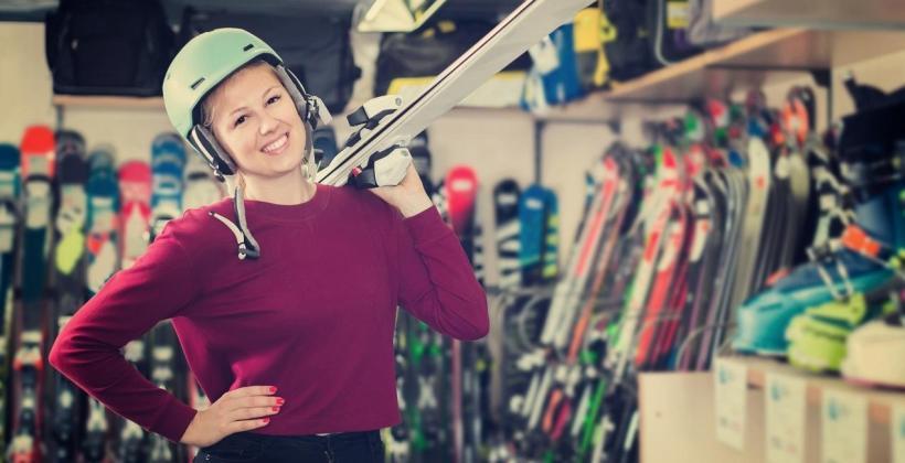 3 cechy dobrego sklepu narciarskiego