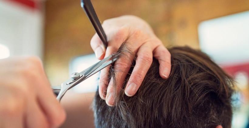 Nożyczki Ventaglio - podstawowe narzędzie każdego dobrego fryzjera