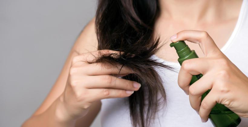 Prosta i skuteczna regeneracja zniszczonych włosów