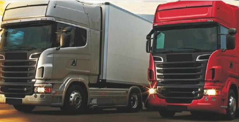 Kontrola stanu technicznego ciężarówki