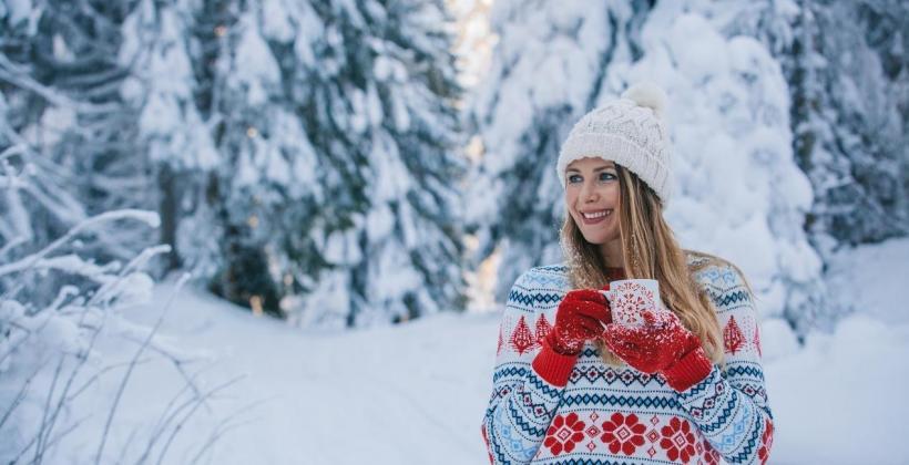 Modne stylizacje kobiece – zima 2020