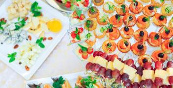 Organizacja imprez okolicznościowych z cateringiem