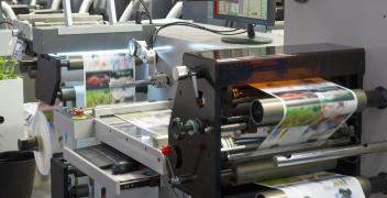 Możliwości druku offsetowego UV