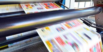 Zalety druku offsetowego