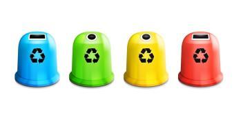 Charakterystyka pojemników do segregowania odpadów