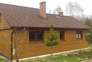 Etapy wznoszenia szkieletowych domów drewnianych