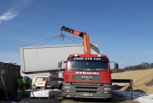 Bezpieczne użytkowanie HDS-ów na przykładzie firmy Piotra Rybackiego