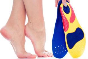 Wkładki ortopedyczne - wskazania i rodzaje produktów