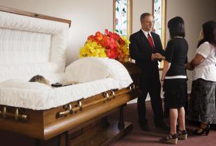 Jakie usługi realizują domy pogrzebowe?