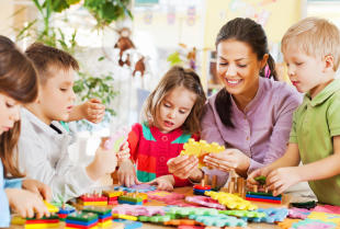 """Integracja dziecka z niepełnosprawnością w przedszkolu """"Tajemniczy Ogród"""""""