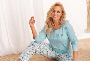 Idealna piżama dla puszystej. Poczuj się dobrze w swoim ciele!