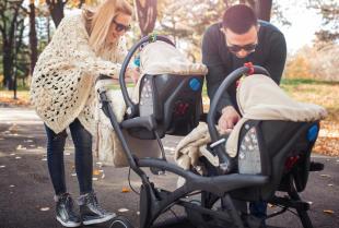 Szeroki wybór wysokiej jakości, komfortowych wózków dziecięcych tylko w Słaro
