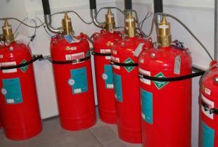 Bezpieczne systemy gaśnicze dla serwerowni od firmy AFFS