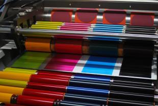 Jak wygląda wydruk etykiet foliowych w drukarni internetowej Jantar?