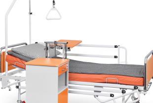 Najlepszej jakości łóżka rehabilitacyjne w ofercie sklepu Metalowiec!