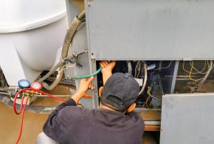 Usługi instalacyjne świadczone przez przedsiębiorstwo WK-firma