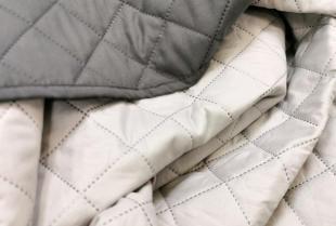 Rodzaje materiałów pikowanych dostępnych w sklepach z tkaninami