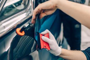 Jak szybko zmienić kolor auta?