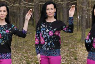 Top-Bis – producent bluzek damskich