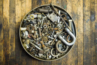 Skup złomu – na jakich zasadach działa i czym się zajmuje?
