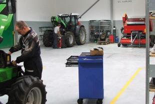 Stała opieka techniczna dla Twoich maszyn rolniczych!