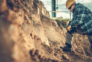 Najważniejsze prace z zakresu geologii inżynierskiej, geotechniki i hydrogeologii