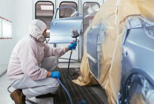Lakierowanie samochodu - przywróć autu dawny blask