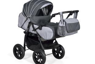 Z dzieckiem przez świat, czyli jak wybrać odpowiedni wózek dla malucha