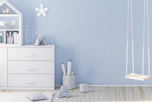 Jakimi farbami pomalować pokój dziecka?