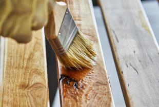 Preparaty ochronne do drewna
